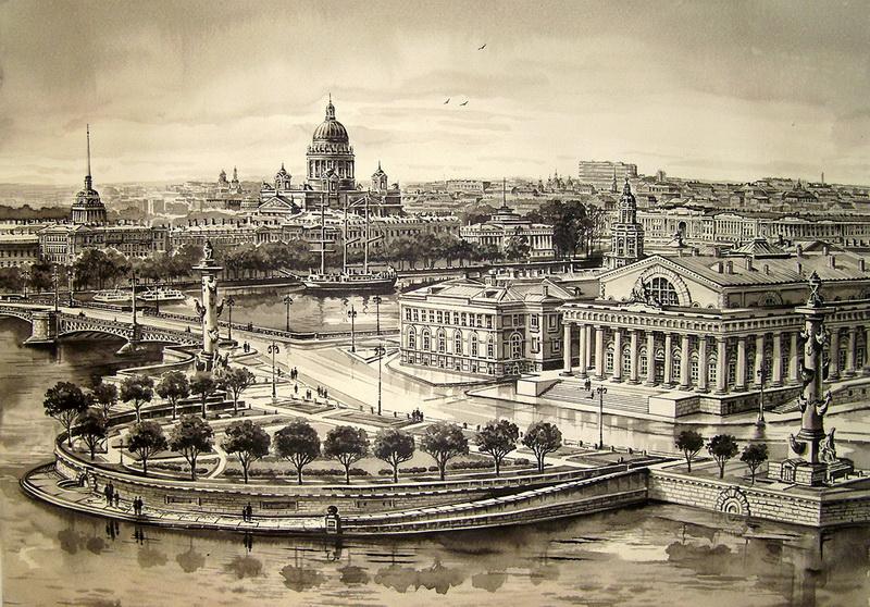 Винтовые сваи помогут укрепить фундаменты Петербурга