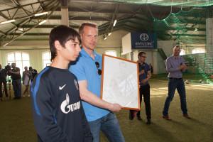 Компания «Фундэкс» выступила официальным партнером чемпионата для детей-сирот