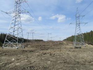 Российские энергетики выбирают винтовые сваи «Фундэкс»