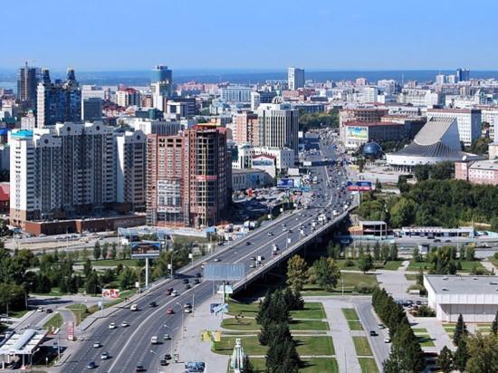 «Фундэкс» лидирует в Новосибирске - самом строящемся городе