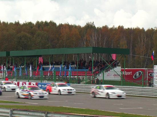 «Фундэкс» строит безопасные трибуны на гоночной трассе в Нижнем Новгороде