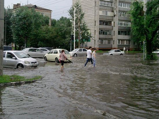 Компания «Фундэкс» готова участвовать в восстановлении Дальнего Востока после невиданного наводнения