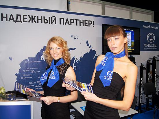 Завтра «Фундэкс» откроет свою экспозицию на выставке «Жилищный проект» в Санкт-Петербурге