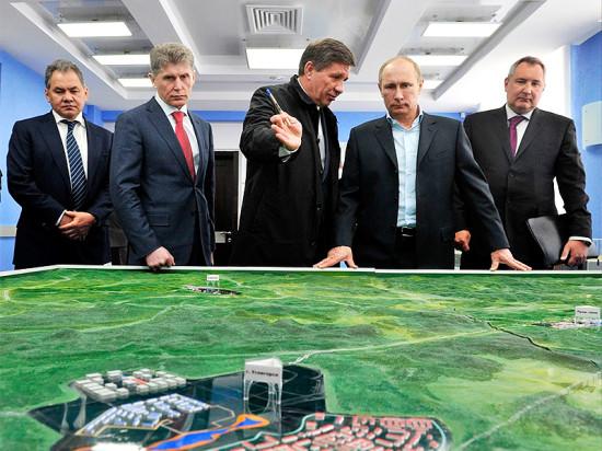 «Фундэкс» готов участвовать в строительстве космодрома «Восточный»
