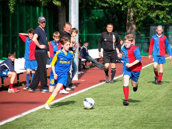 В программе «Стадион во дворе» участвует «Фундэкс»