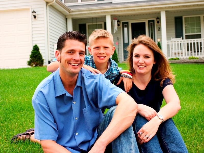 Дом на винтовых сваях «Фундэкс» для молодой семьи