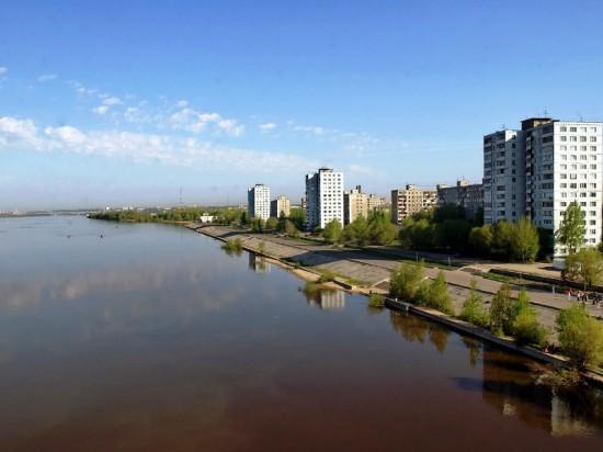 Винтовые сваи «Фундэкс» помогут построить новый гидроузел в Омске