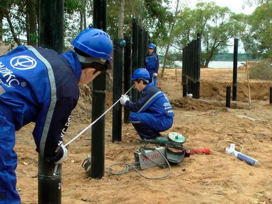 Технология «Фундэкс» надежно защитит жителей Дальнего Востока от подтоплений