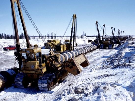 «Фундэкс» поможет построить газопровод в Ханты-Мансийске