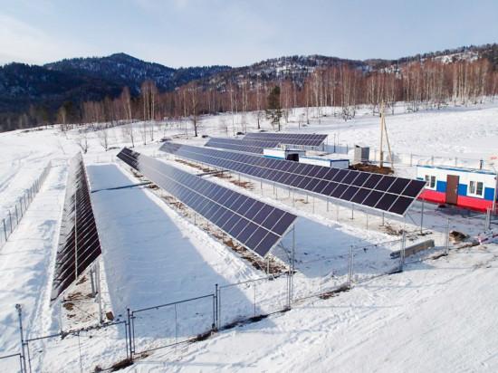 «Фундэкс» поможет построить солнечные электростанции на винтовых сваях