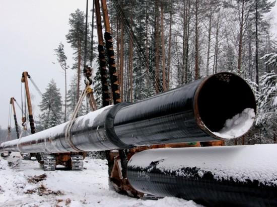 Винтовые сваи «Фундэкс» сделают маршруты газопроводов короче