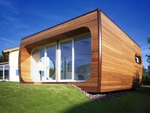 Проект «умного дома» на винтовых сваях презентовала компания «Фундэкс»