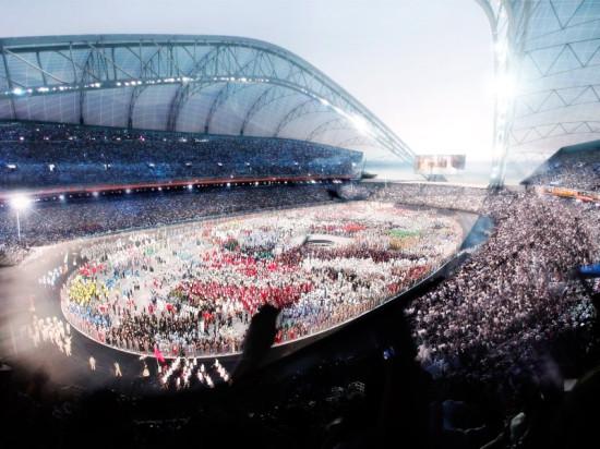 Компания «Фундэкс» поздравляет с открытием Олимпиады в Сочи