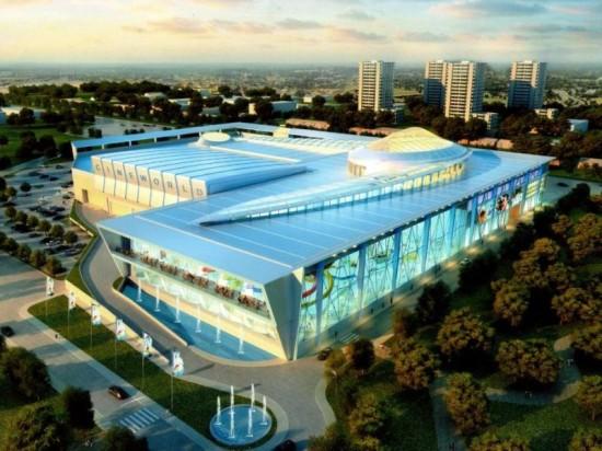 Технология «Фундэкс» и строительство аквапарка в Нижнем Новгороде