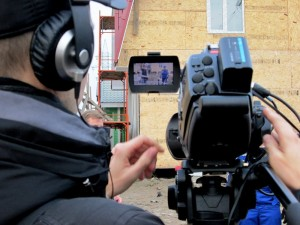 Новый сетевой телепроект «Фундэкс» о доступном доме на винтовых сваях