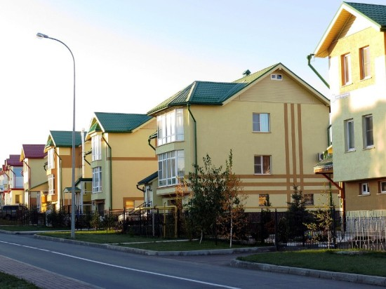 Компания «Фундэкс» строит город-спутник Лесная Поляна под Кемерово