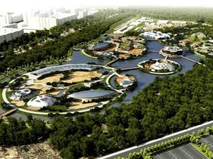 Технология «Фундэкс» и новый зоопарк в Санкт-Петербурге