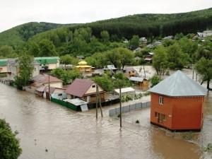 Наводнение на Алтае заставляет «Фундэкс» напомнить о важности строительства безопасных домов