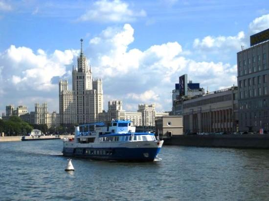 Технология «Фундэкс» и развитие потенциала Москвы-реки