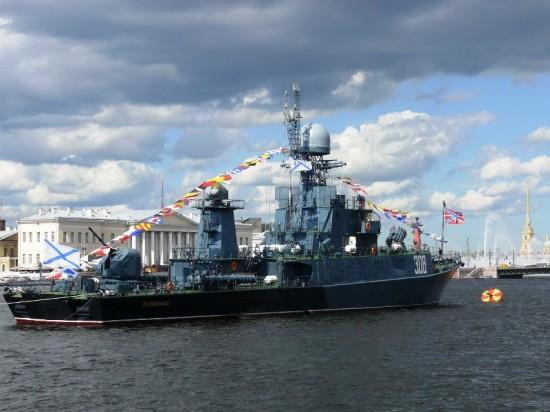 День ВМФ отмечают в Петербурге – городе, где началась история компании «Фундэкс»