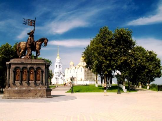 Технология свайно-винтовых фундаментов «Фундэкс» для исторического центра города Владимира