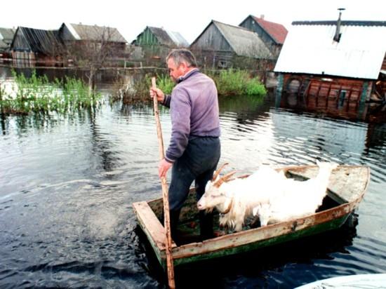 Дома на фундаментах «Фундэкс» сохраняют имущество во время стихий