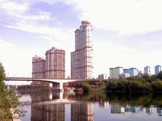 Организация прямого доступа к Москве-реке и технология «Фундэкс»