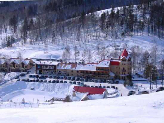 Технология «Фундэкс» для горнолыжного комплекса под Магнитогорском