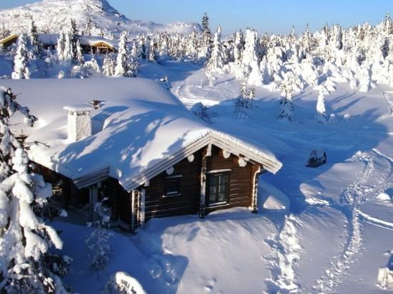 Фундаменты на винтовых сваях «Фундэкс» защищены от зимней непогоды