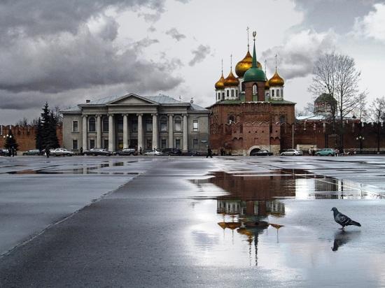 Сохранить облик кремля в Туле позволит технология «Фундэкс»
