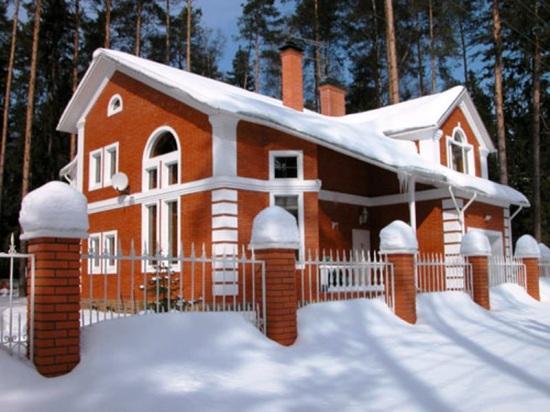 Инновационный фундамент «Фундэкс» для классического кирпичного дома