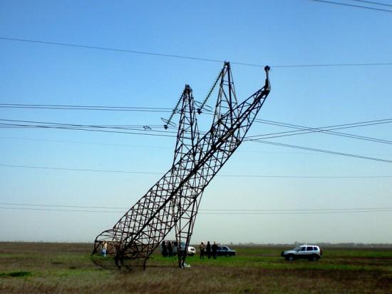 Винтовые сваи «Фундэкс» обеспечивают безопасность объектов энергетики