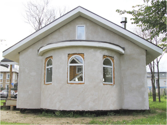 """Свайно-винтовые фундаменты """"Фундэкс"""" - надежные основания для каменных домов"""