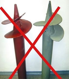 Последствия применения некачественных винтовых свай и нарушения технологии монтажа свайно-винтовых фундаментов
