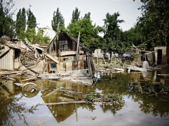 Специальная корпоративная программа «Защита от стихий» сохраняет недвижимость на винтовых сваях «Фундэкс»