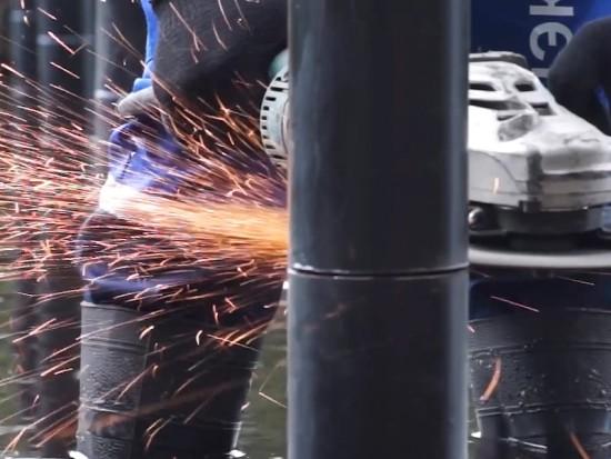 Винтовые сваи «Фундэкс»: стабильное качество производства и установки